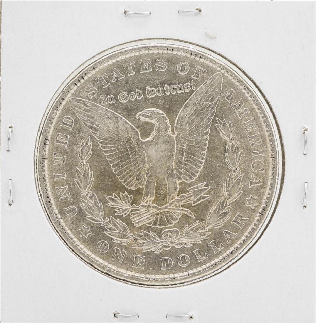1901 $1 Morgan Silver Dollar Coin - 2