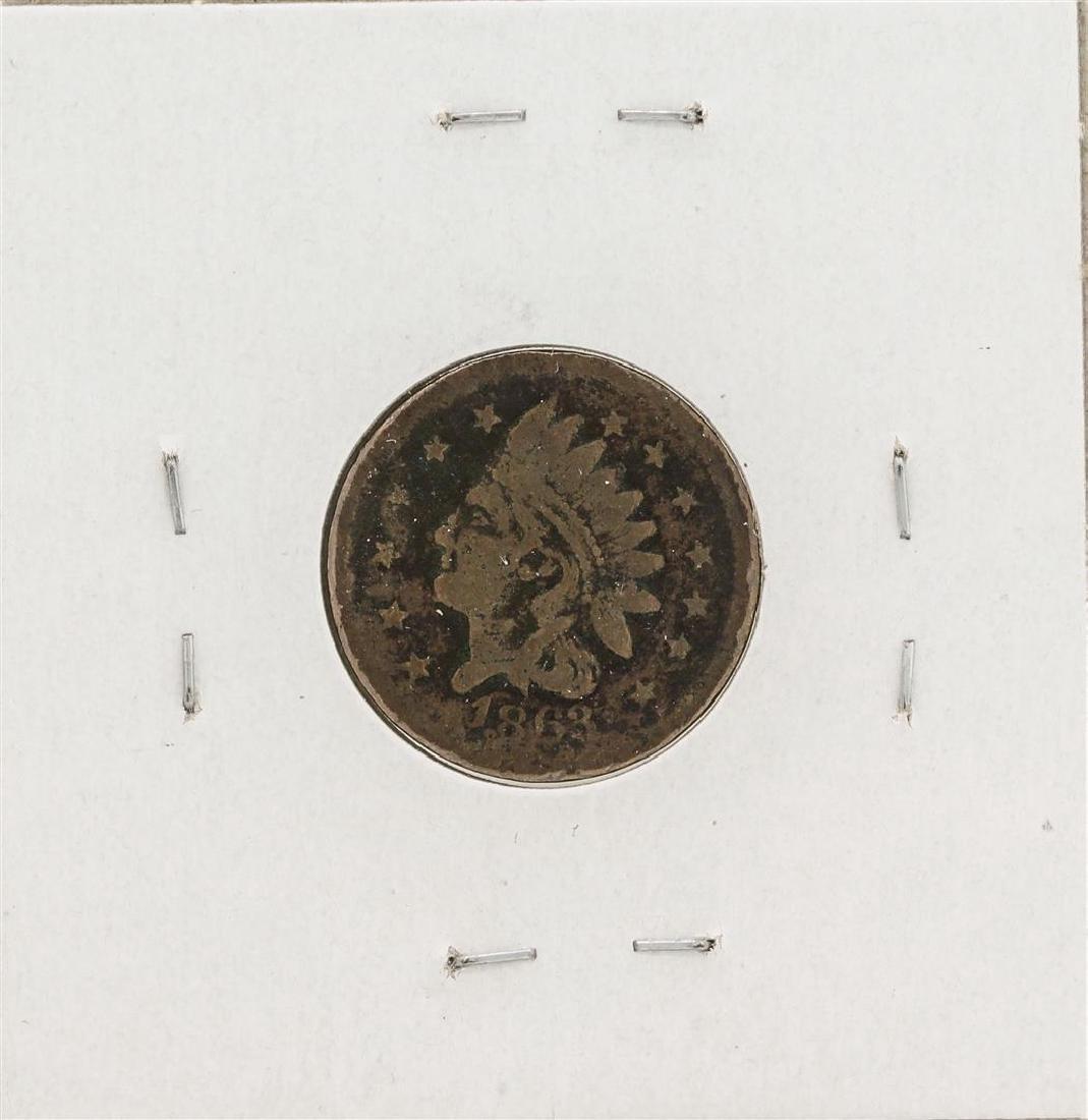 1863 Civil War Token Doscher Not One Cent New York - 2