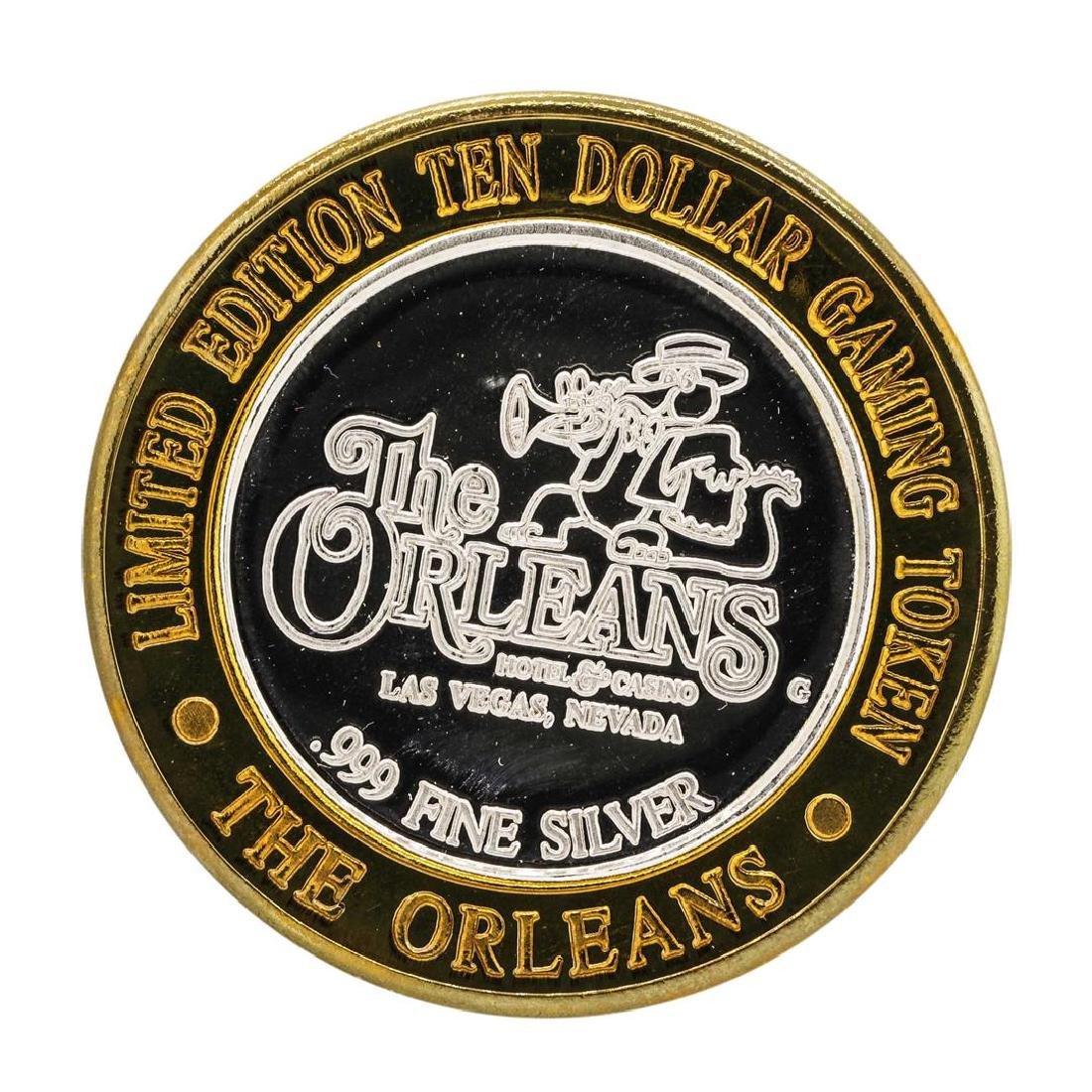 .999 Silver The Orleans Hotel & Casino Las Vegas, NV - 2