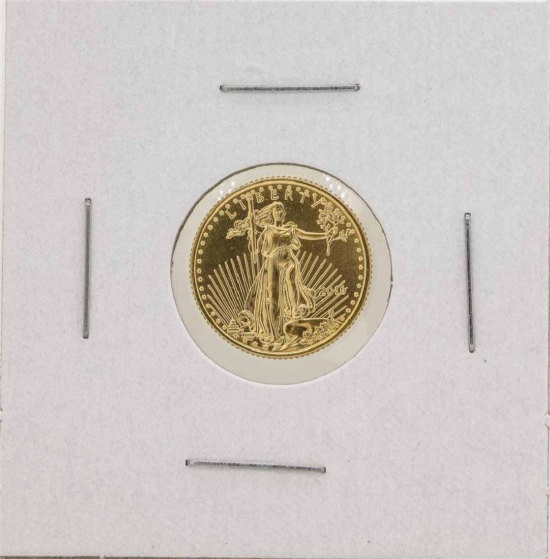 2016 $5 American Gold Eagle Coin