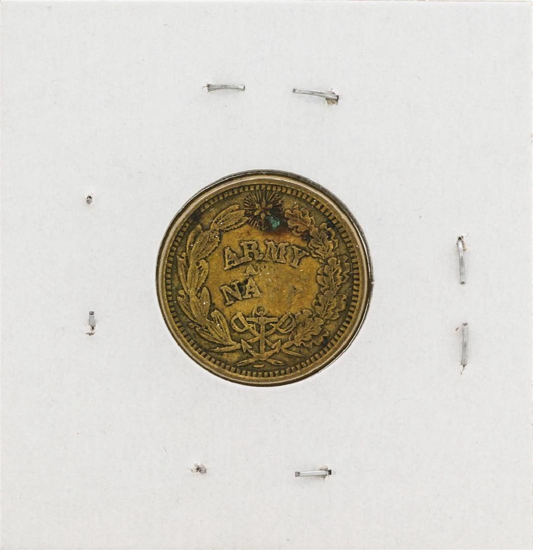 Civil War Token The Federal Union It Must & Shall Be - 2