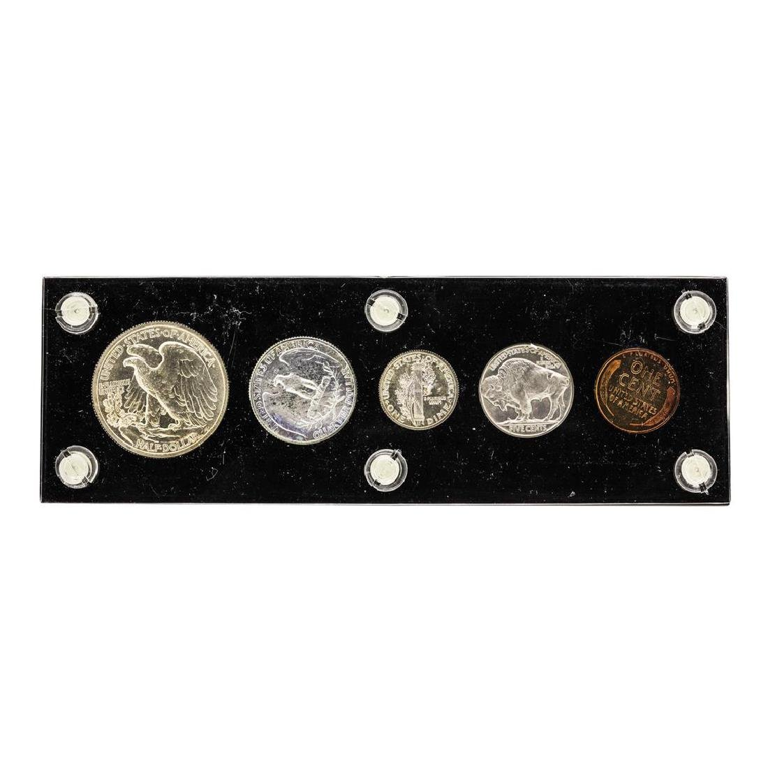 1936 (5) Coin Proof Set - 2