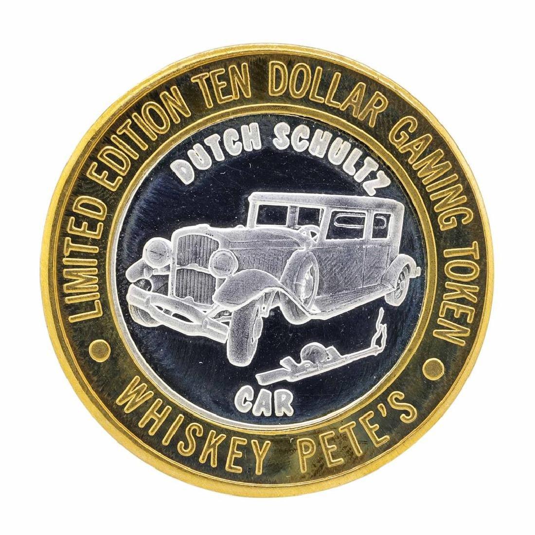 .999 Silver Whiskey Pete's Casino Jean, Nevada $10