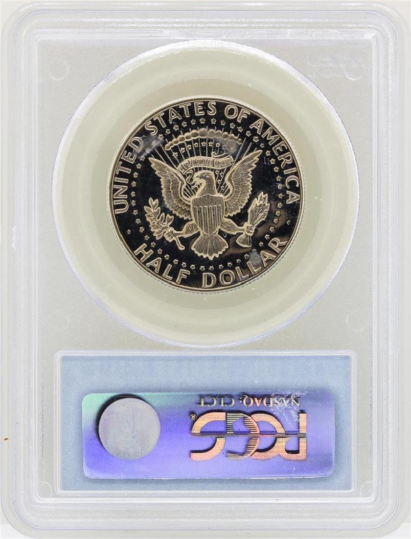 1983-S Kennedy Half Dollar Coin PCGS PR69DCAM - 2
