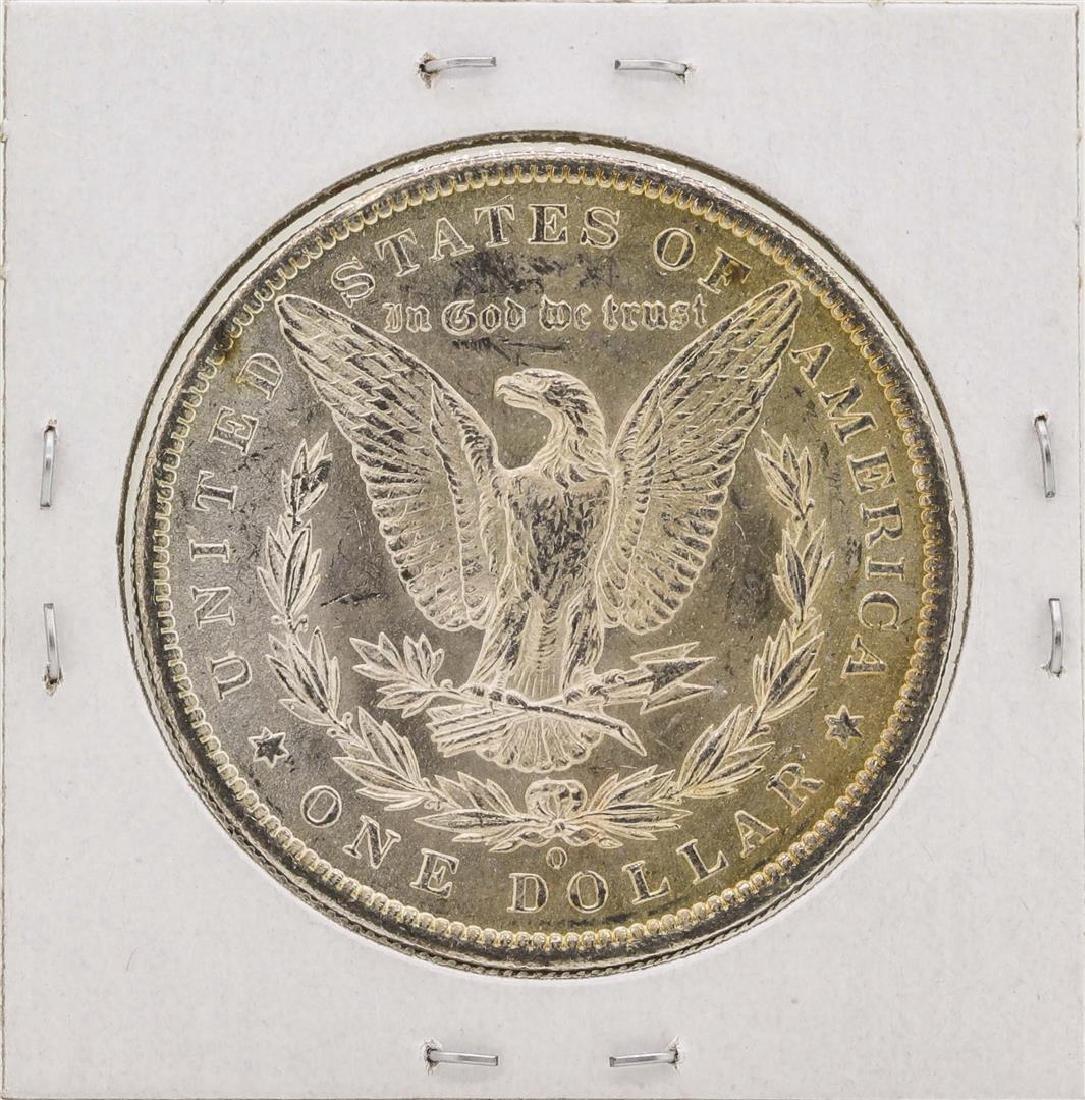 1885-O $1 Morgan Silver Dollar - 2