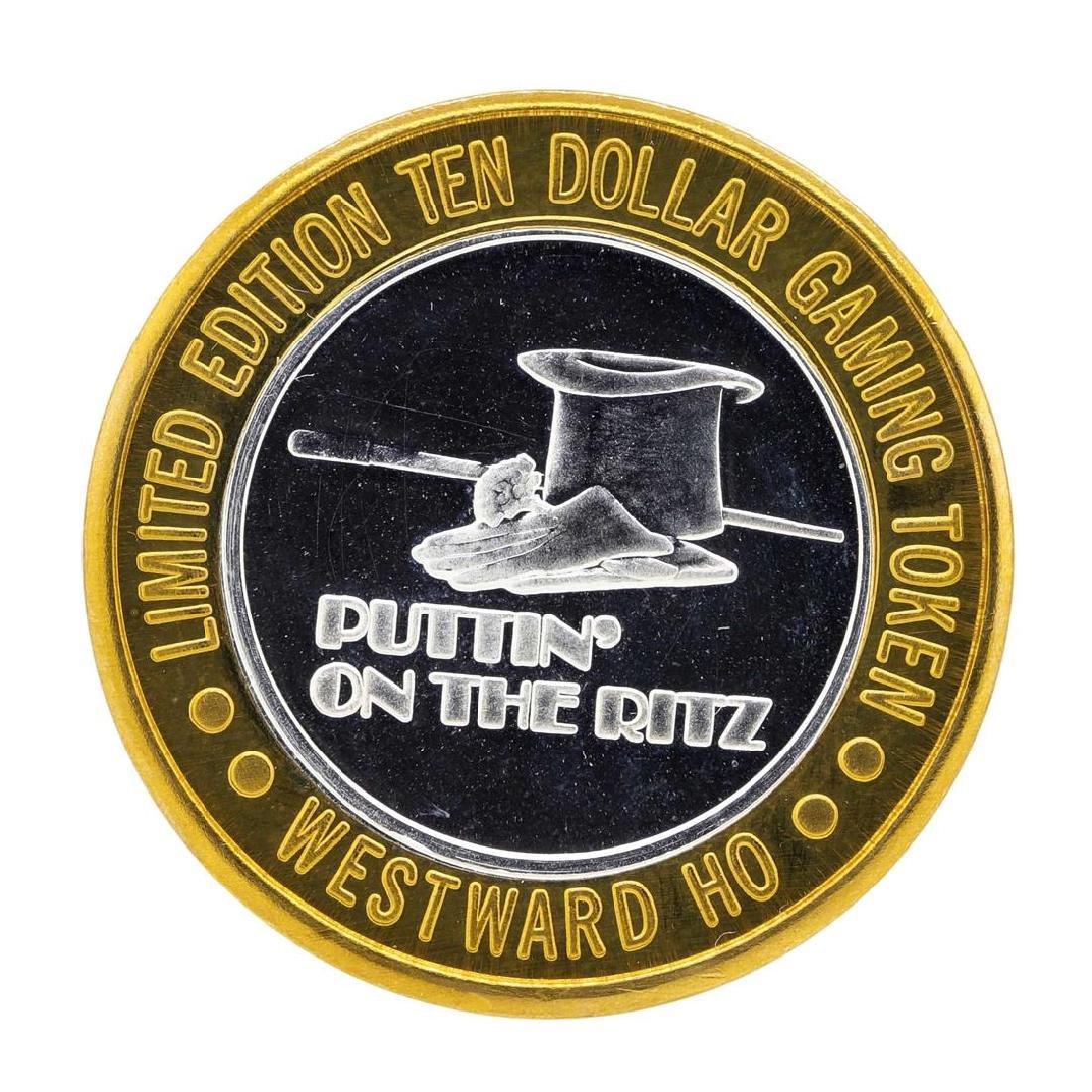 .999 Silver Westward Ho Casino Las Vegas, NV $10