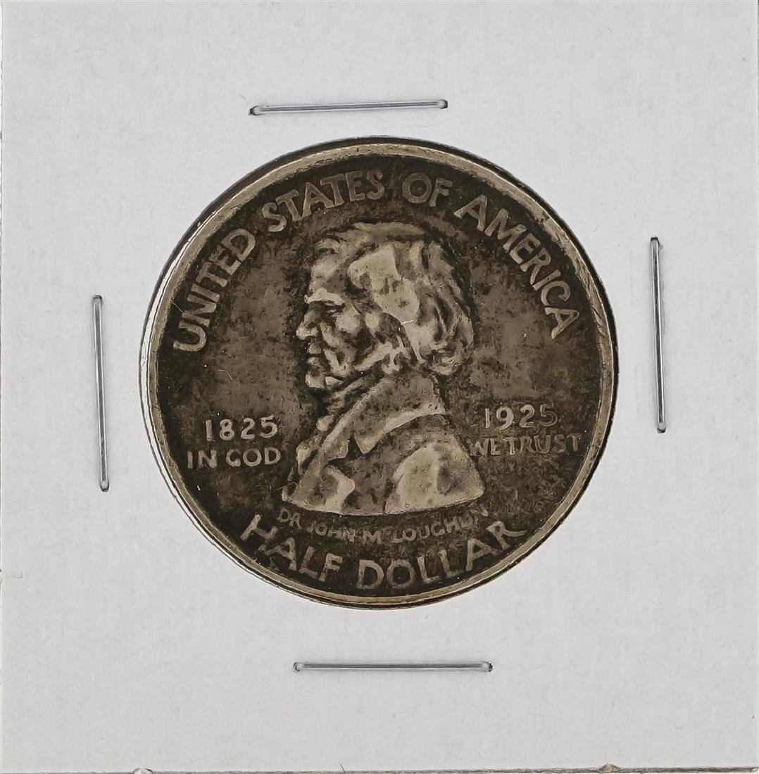 1925 Fort Vancouver Centennial Half Dollar