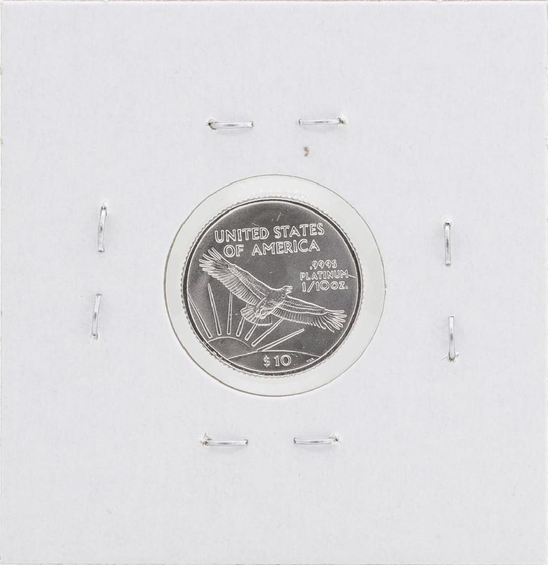 2008 $10 Platinum American Eagle Coin BU - 2