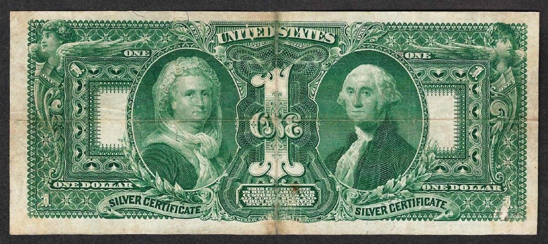 1896 $1 Educational Silver Note - 2