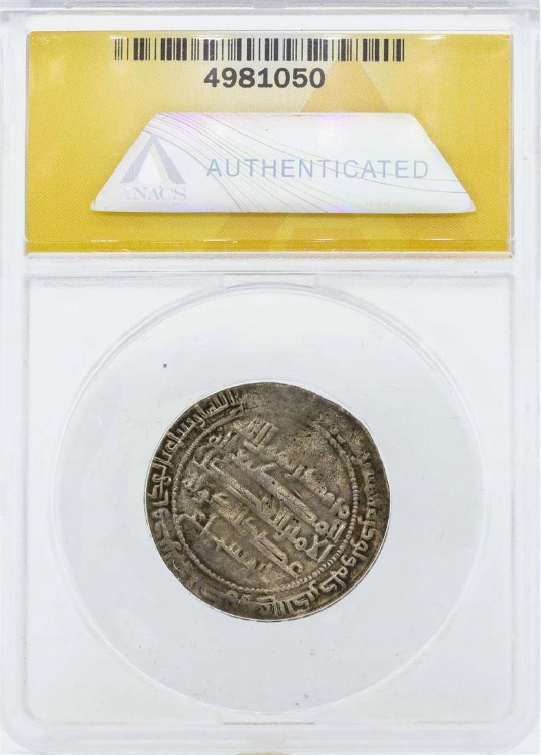 AH 361 Islamic Buwayhid Dinar Coin ANACS VF30 - 2