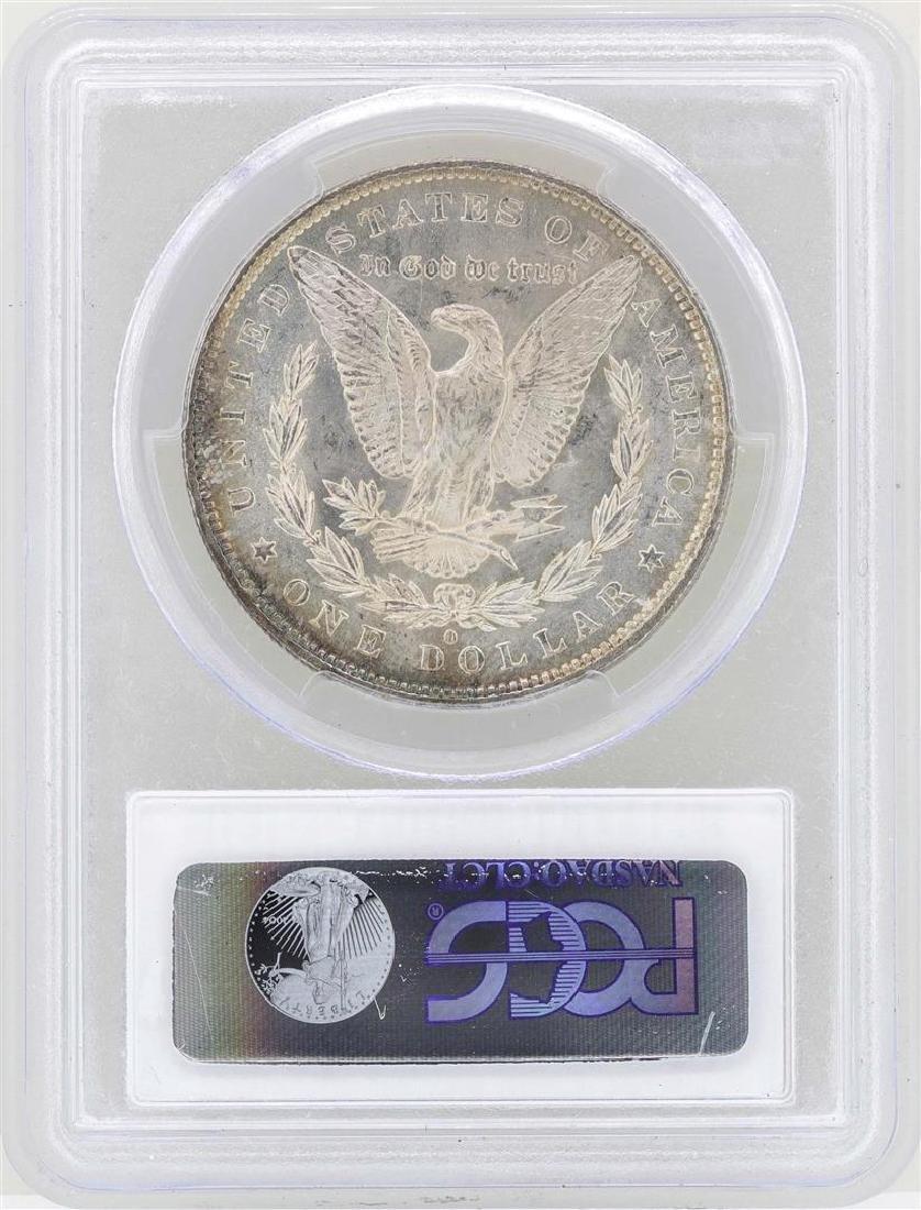 1879-O $1 Morgan Silver Dollar Coin PCGS MS65 - 2