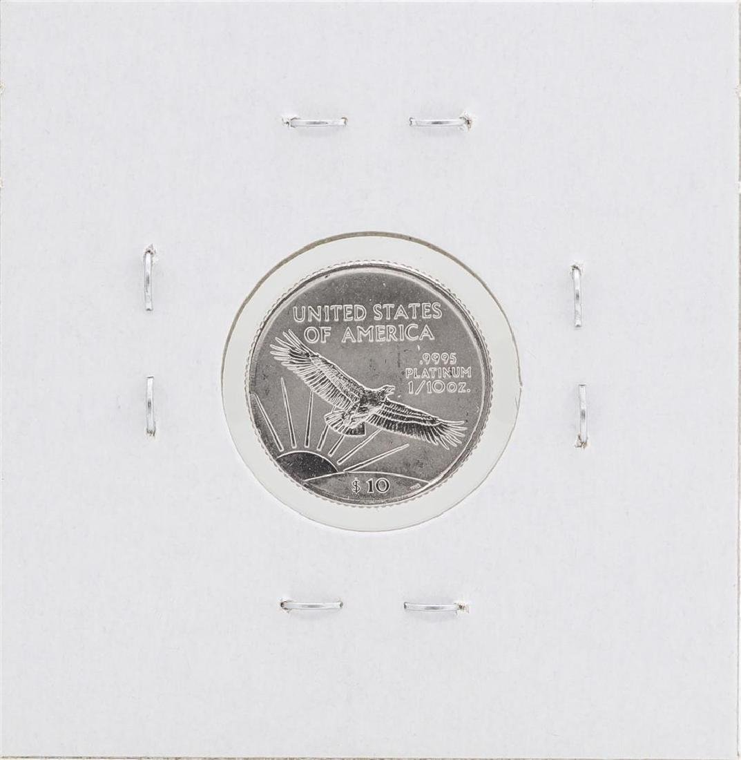 1997 $10 Platinum American Eagle Coin BU - 2