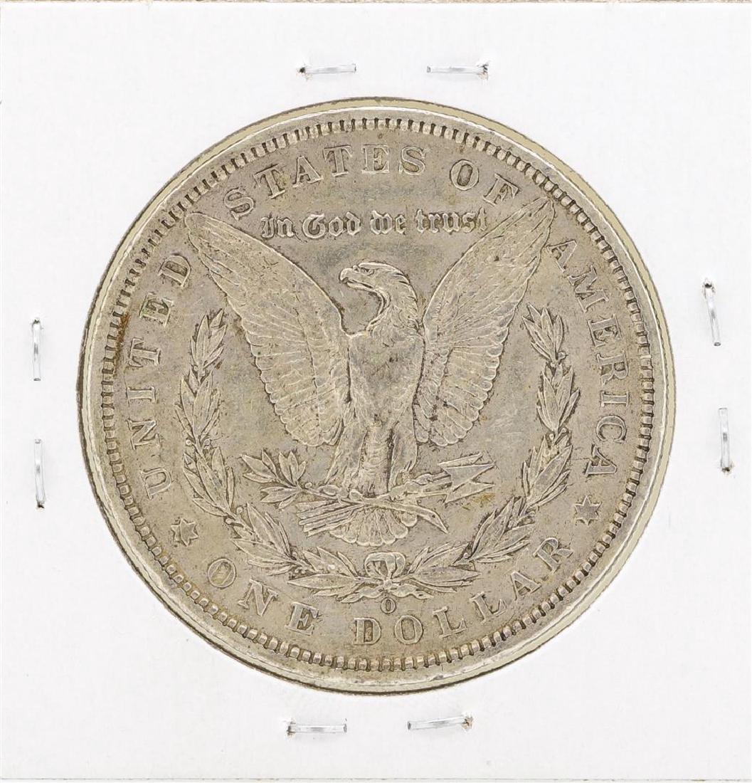 1894-O $1 Morgan Silver Dollar Coin - 2