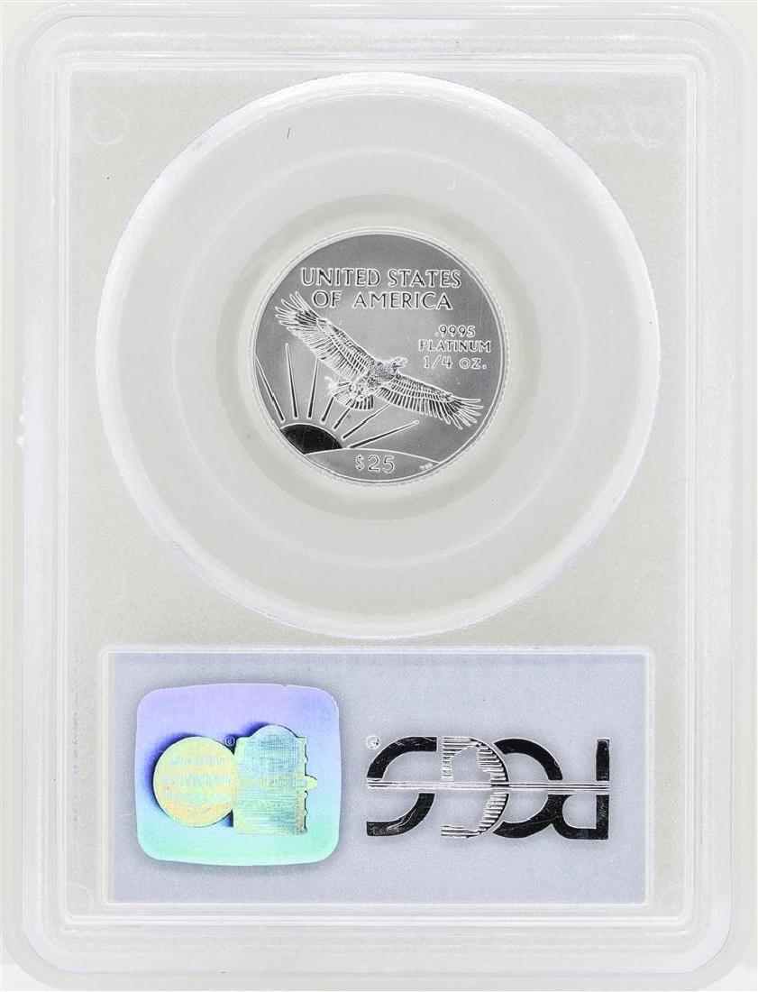 2003 $25 American Platinum Eagle Coin PCGS MS69 - 2
