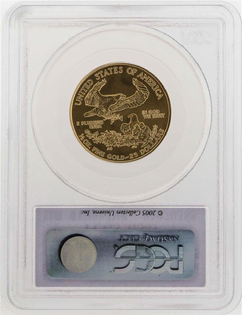 2005 $25 American Gold Eagle Coin PCGS MS69 - 2