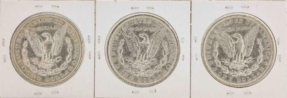 1882-1884 $1 Morgan Silver Dollar Coins - 2