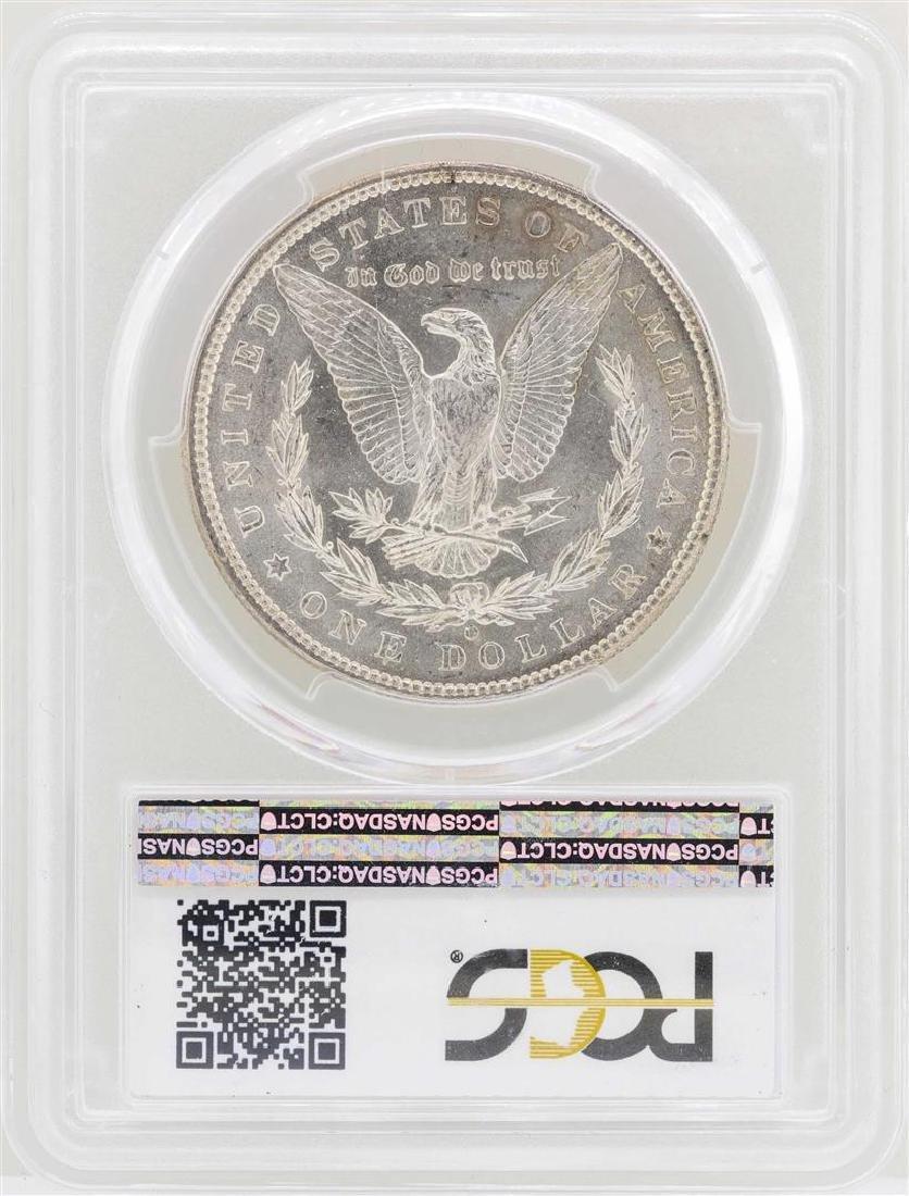 1900-O $1 Morgan Silver Dollar Coin PCGS MS65 - 2
