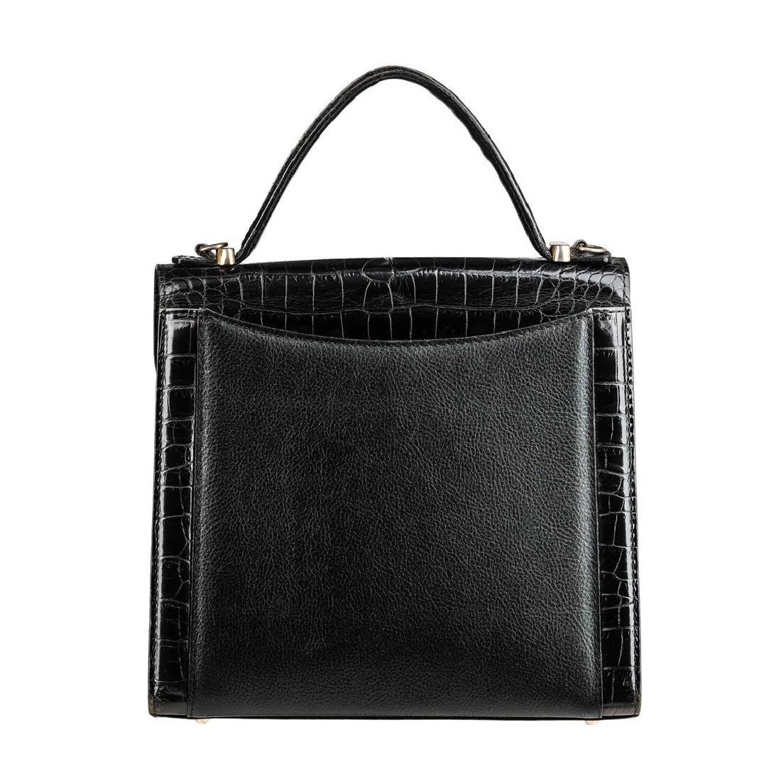 Bally Black Leather Handbag - 3