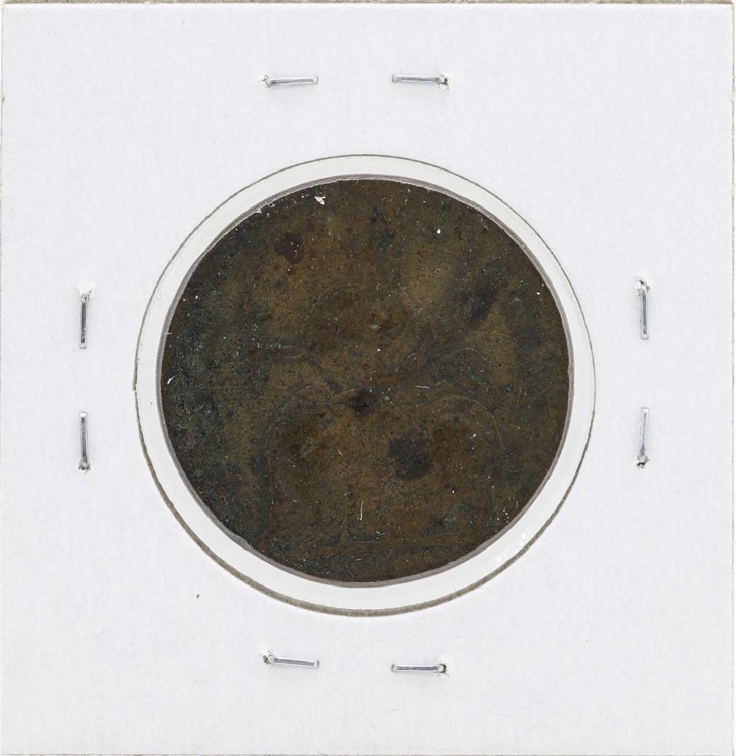 1788 Connecticut Copper Coin - 2