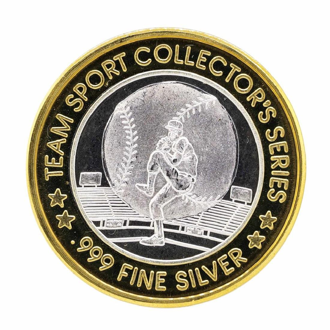 .999 Silver Flamingo Hilton $10 Casino Limited Edition