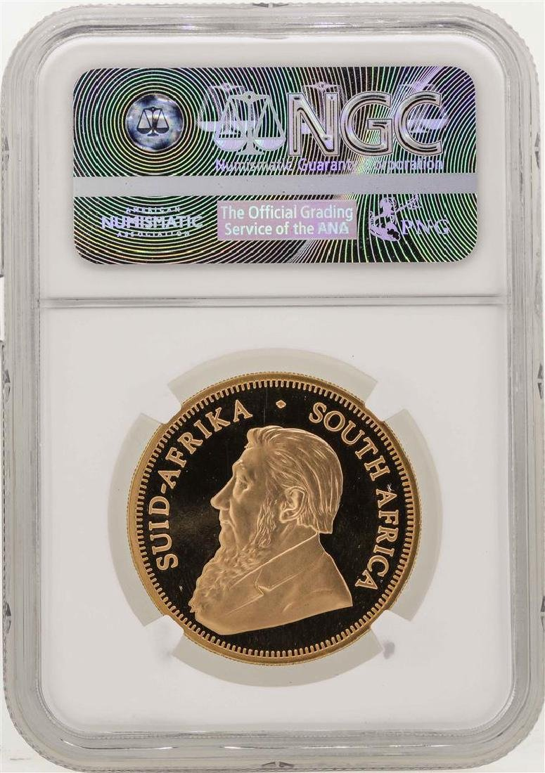 2011 South Africa Krugerrand Gold Coin NGC PF70 Ultra - 2