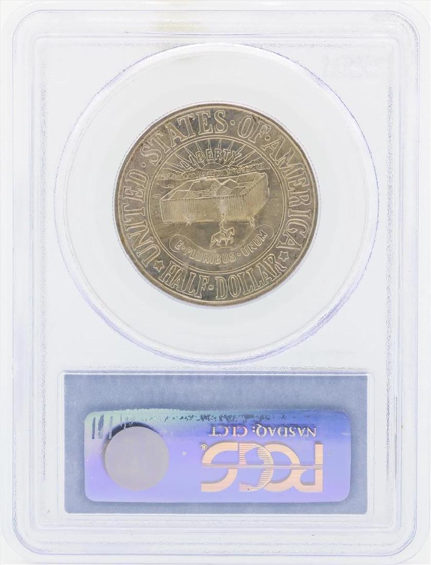 1936 York Commemorative Half Dollar Coin PCGS MS66 - 2