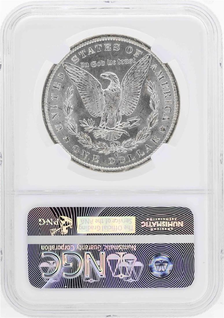 1884-O $1 Morgan Silver Dollar Coin NGC MS64 - 2