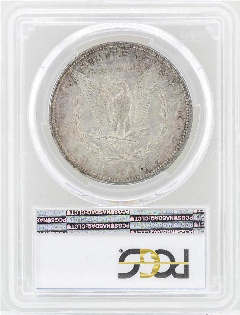 1897-S $1 Morgan Silver Dollar Coin PCGS MS62 - 2