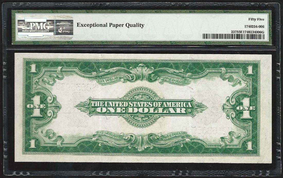 1923 $1 Silver Certificate Note Fr.237 PMG About - 2