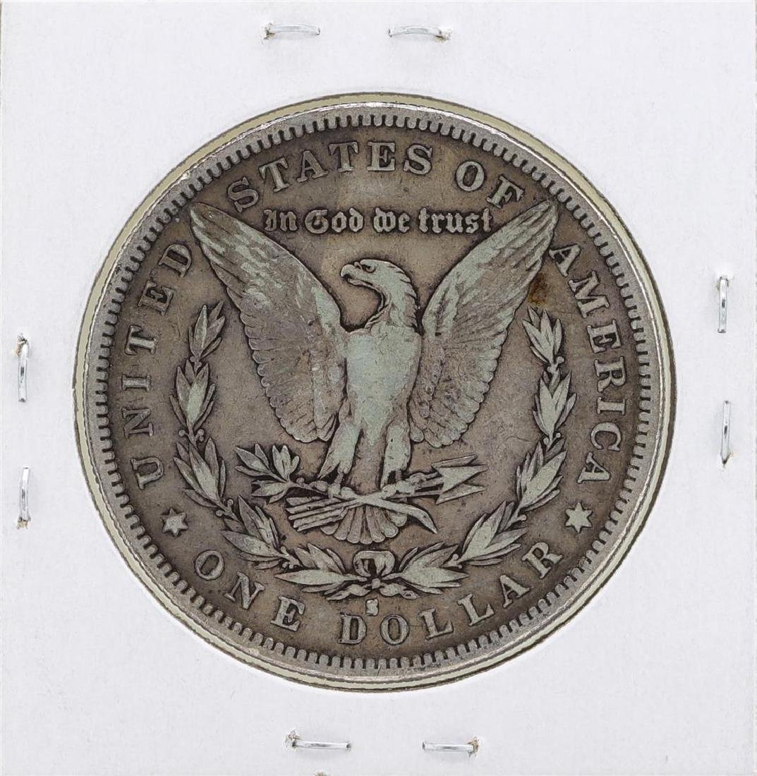 1883-S $1 Morgan Silver Dollar Coin - 2