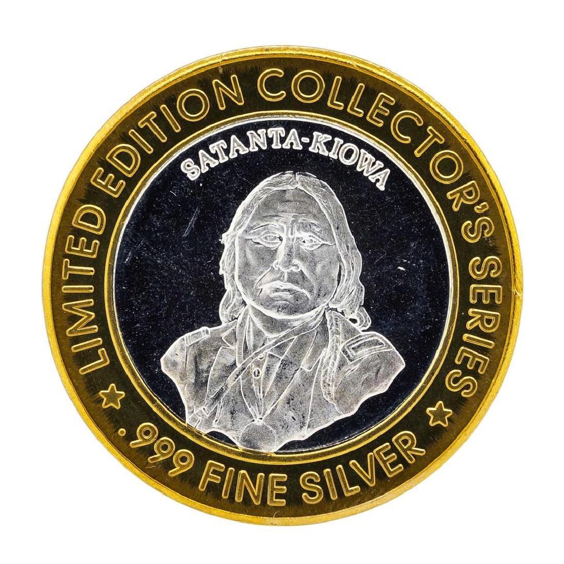 .999 Silver Winnavegas Casino $10 Casino Limited