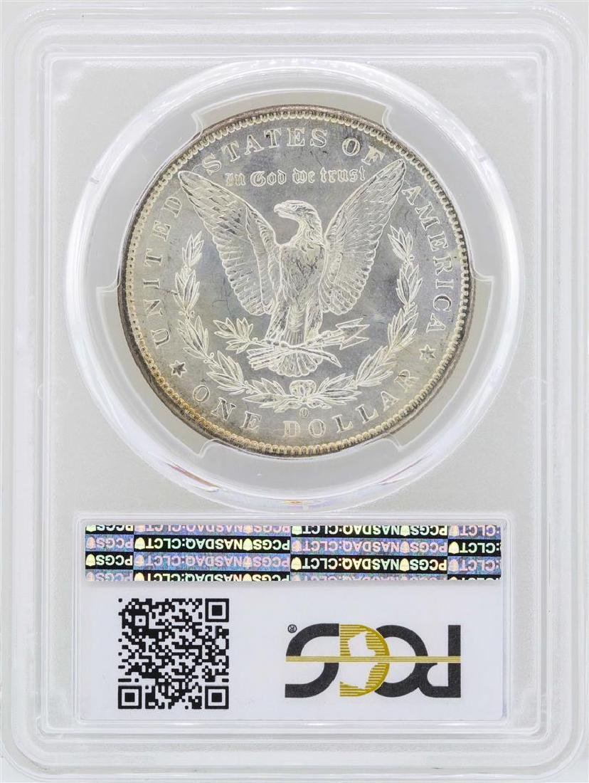 1899-O $1 Morgan Silver Dollar Coin PCGS MS65 - 2