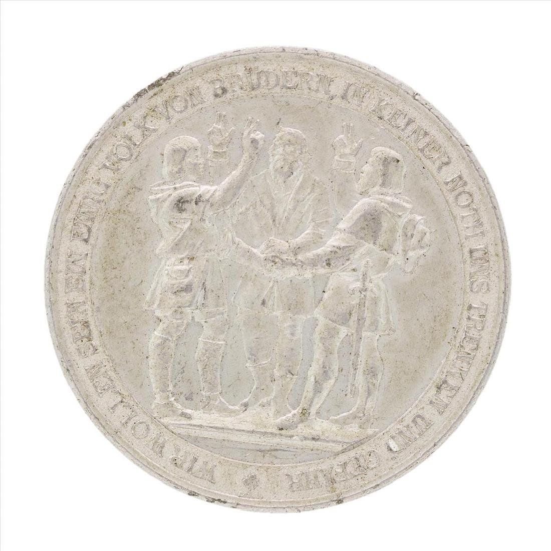 1891 Switzerland Medal