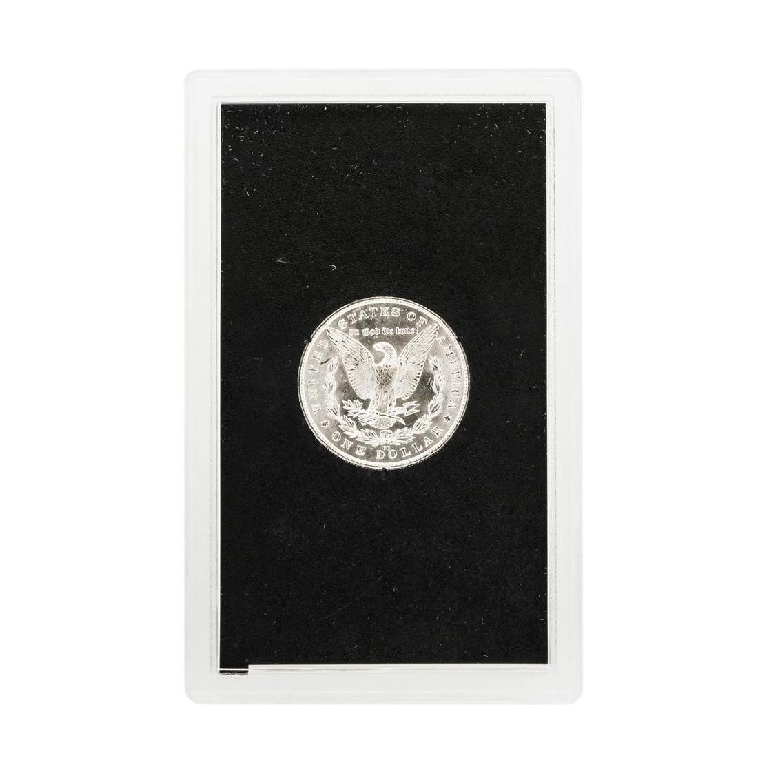 1882-CC $1 Morgan Silver Dollar Coin GSA - 3