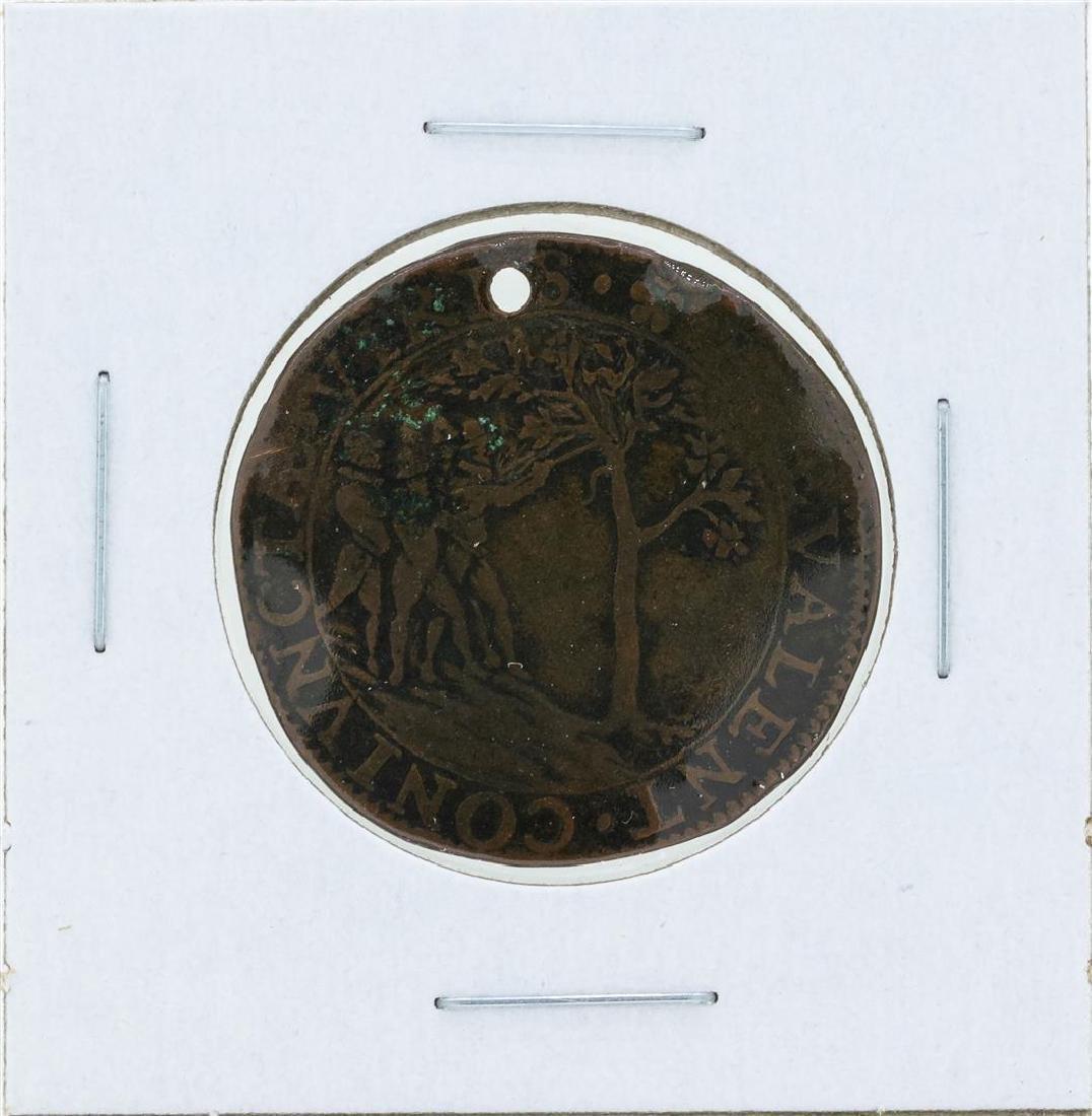 1594 Netherlands Holland Groningen Jeton Medal