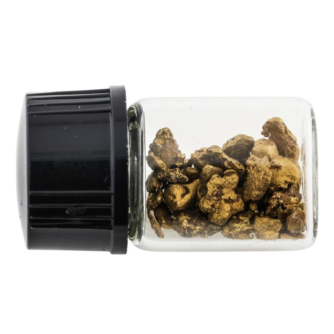 Lot of Gold Nuggets 5.4 grams Total Weight