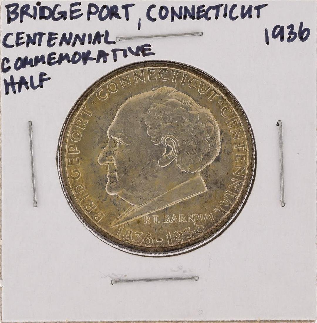 1936 Bridgeport Connecticut Centennial Commemorative