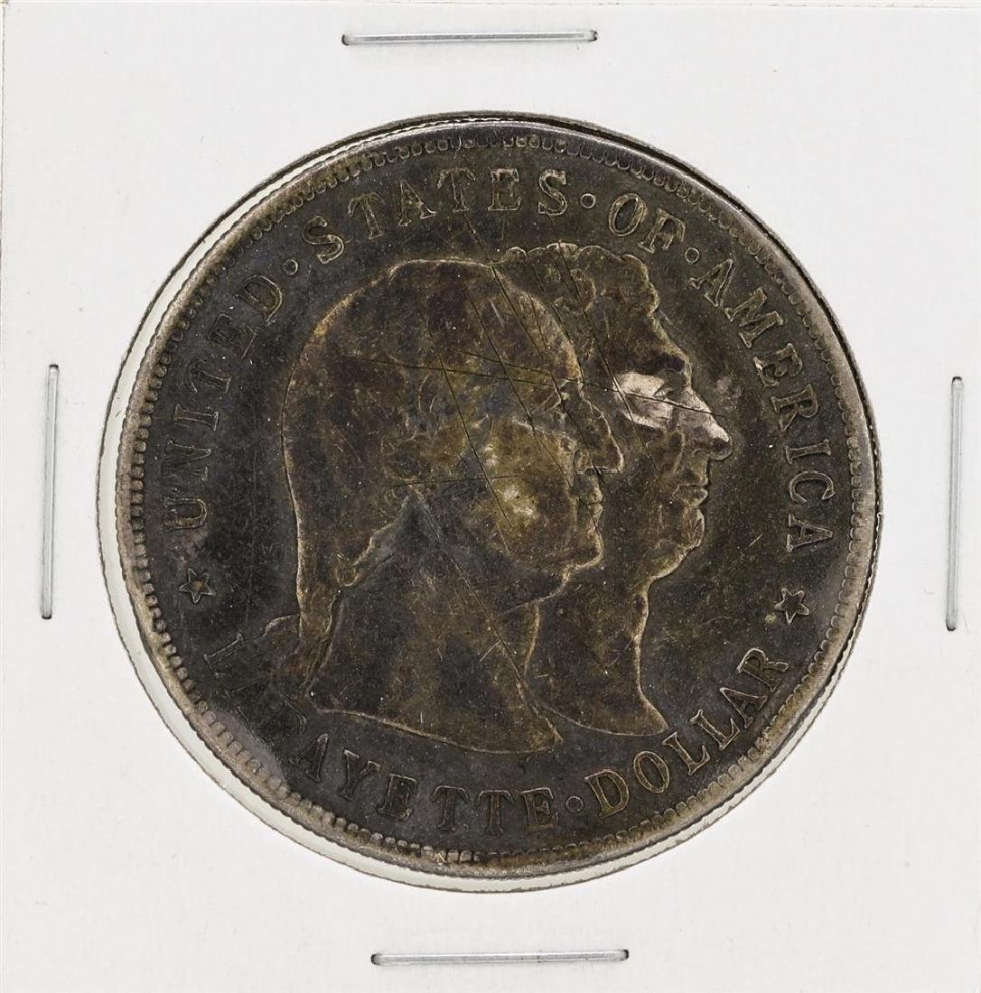1900 $1 Lafayette Commemorative Dollar Coin