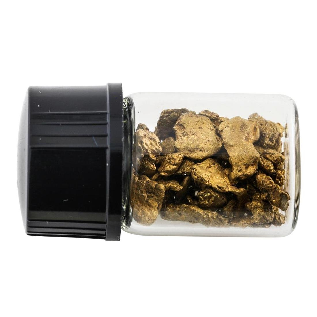 Lot of Gold Nuggets 9.4 grams Total Weight