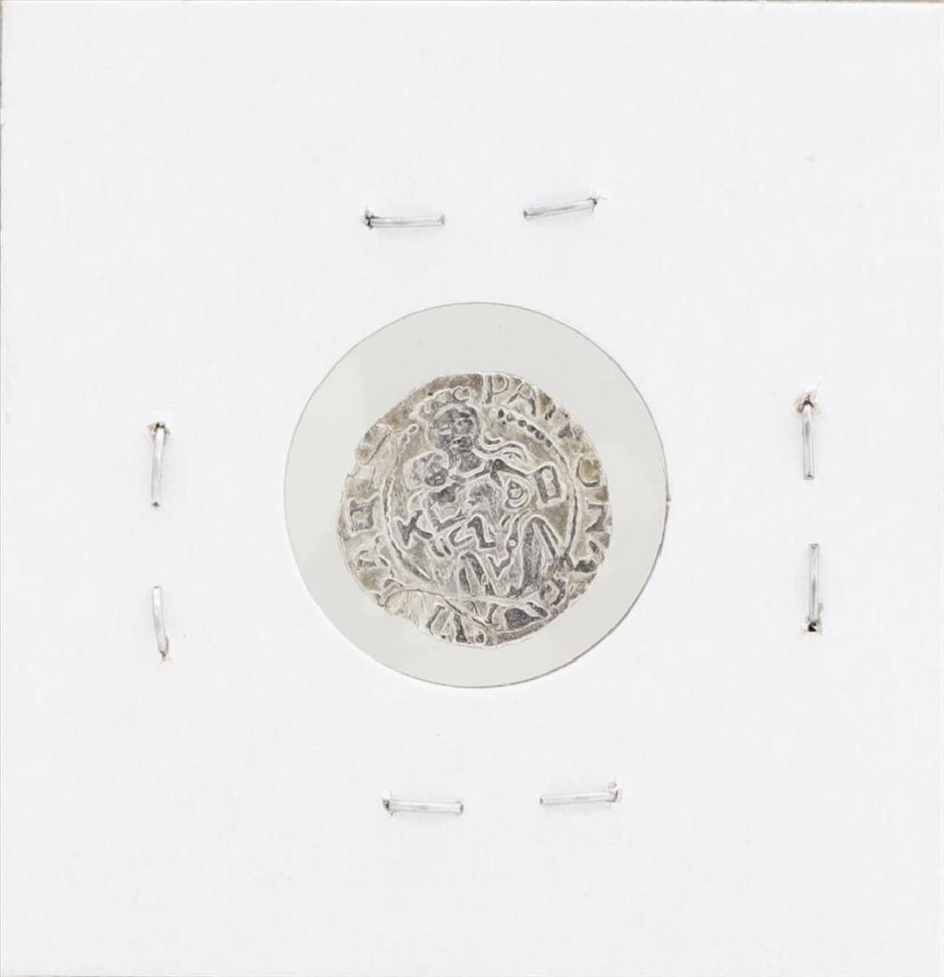 1549 KB Hungary Ferdinand I - Madonna & Child Silver - 3