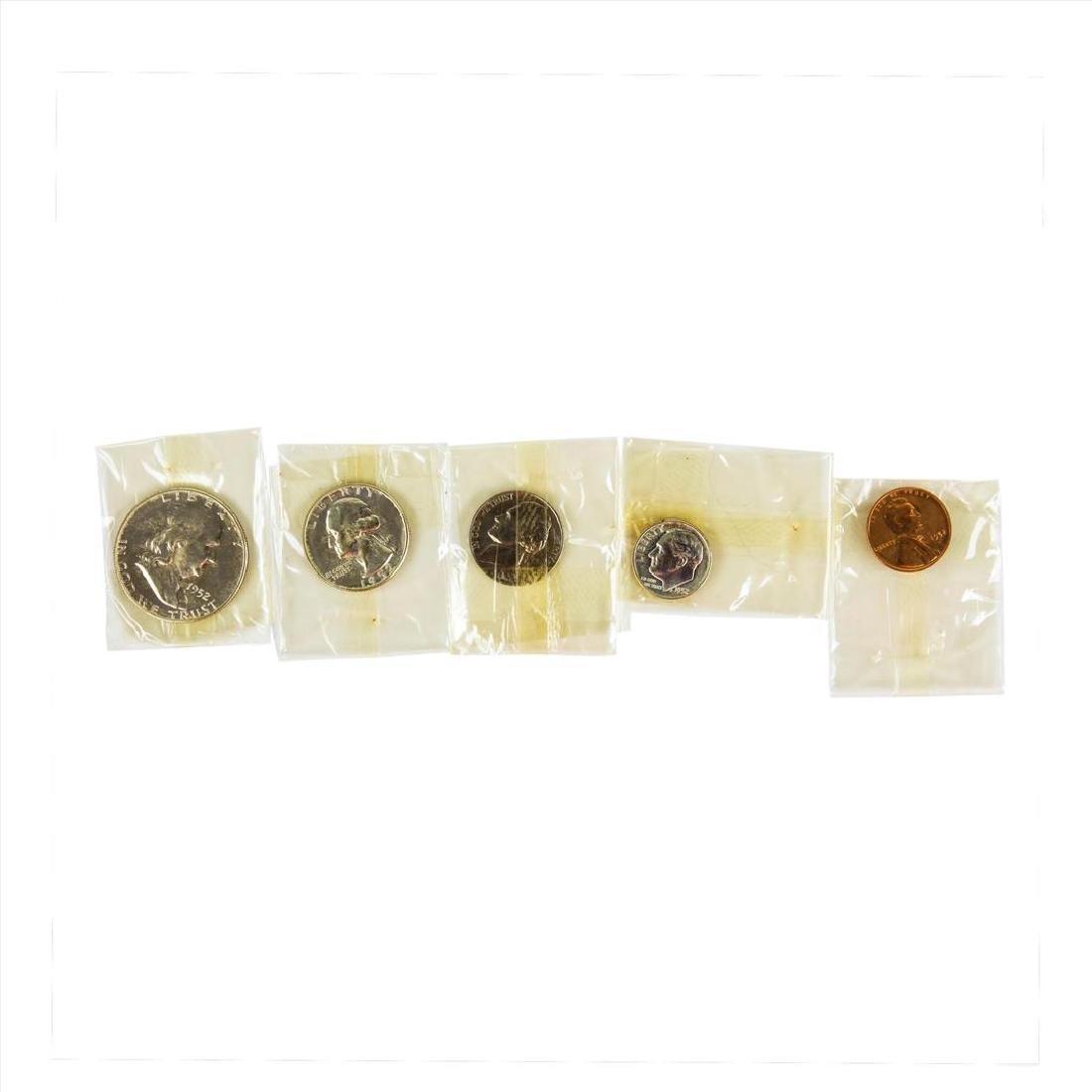 1952 (5) Coin Proof Set in Original Box