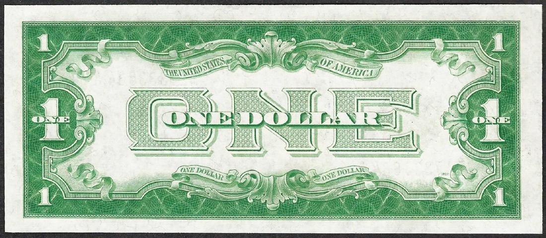 1928A $1 Funnyback Silver Certificate Note - 2
