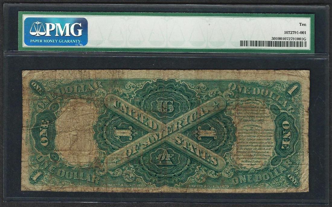 1880 $1 Legal Tender Note Fr.30 PMG Very Good 10 - 2
