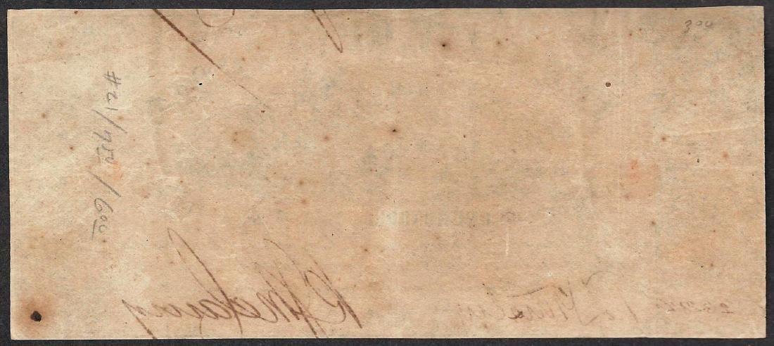 1864 $100 The State of Georgia Confederate Note - 2