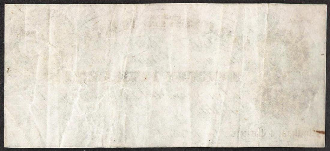 1862 Twenty Five Cents Columbia Bank Obsolete Note - 2