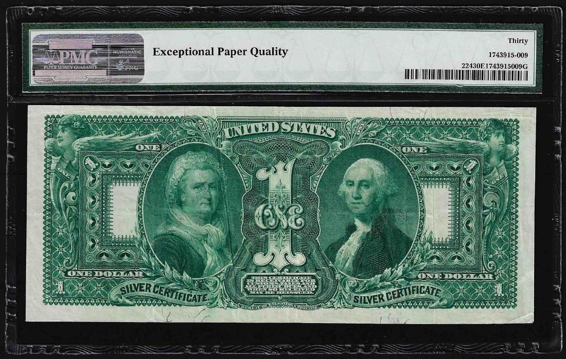 1896 $1 Silver Certificate Note Fr.224 PMG Very Fine - 2