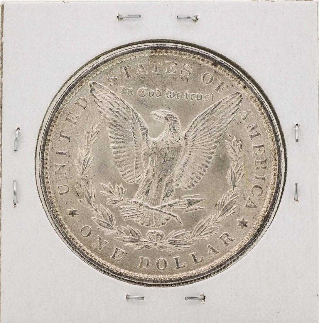 1888 $1 Morgan Silver Dollar Coin - 2