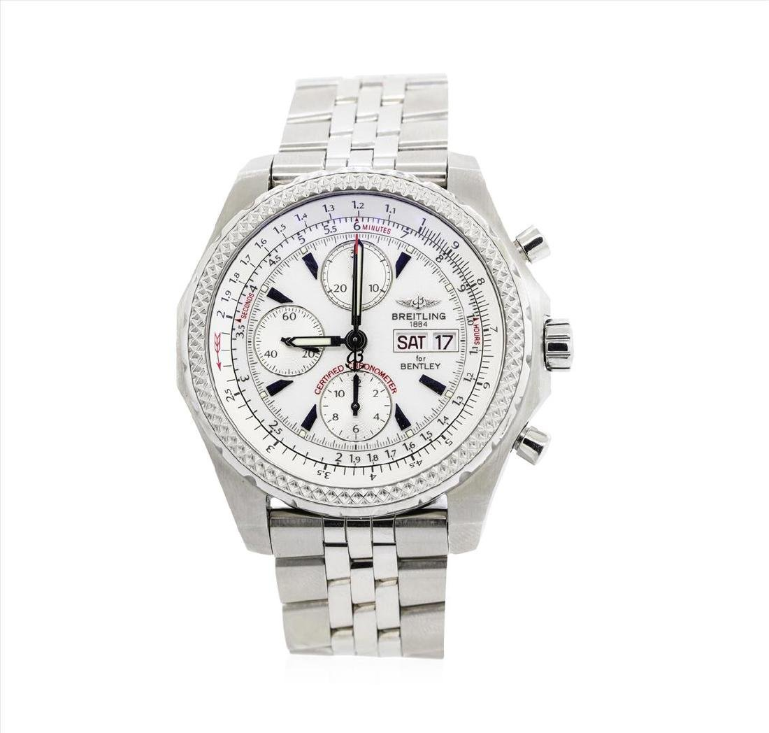 Breitling for Bentley Continental GT Stainless Steel