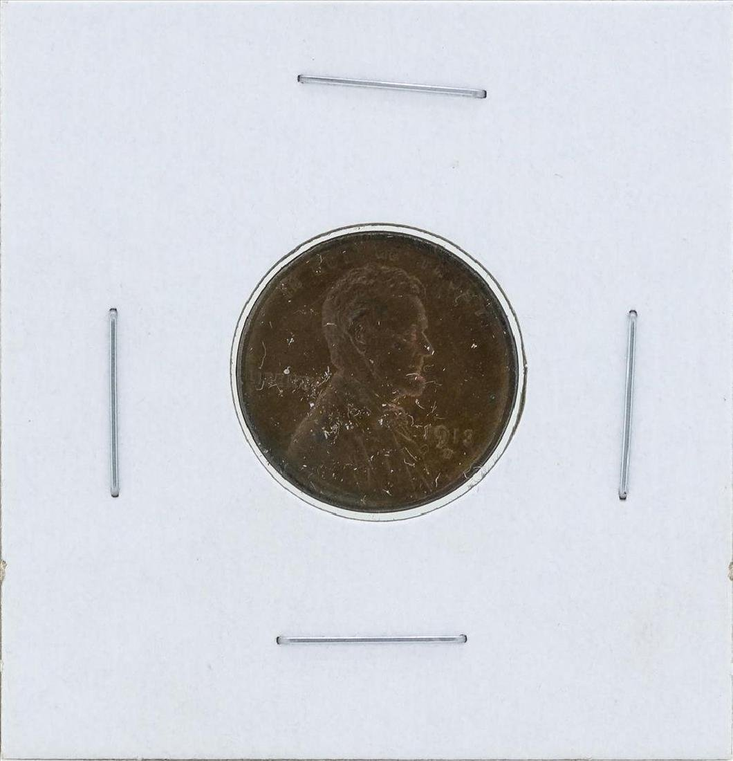 1913-D Lincoln Wheat Penny