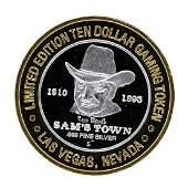999 Silver Sams Town Las Vegas Nevada 10 Casino